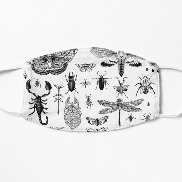 Bug Board Flat Mask