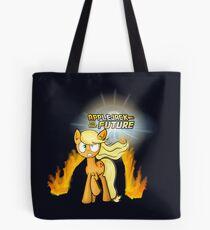 Applejack to the Future Tote Bag