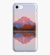 Alpen Glow iPhone Case/Skin