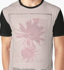 Negative Bloom Graphic T-Shirt
