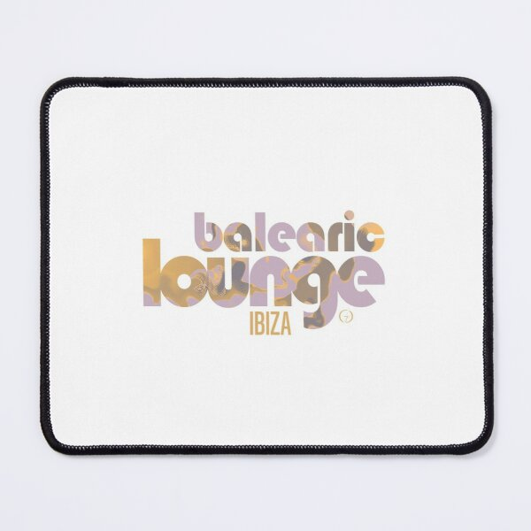 Chromatic Balearic Lounge Ibiza Mouse Pad