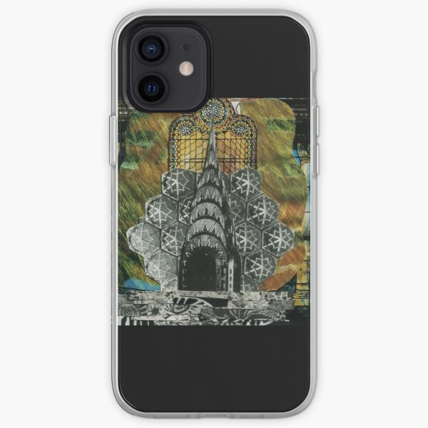Scared Steps iPhone Soft Case
