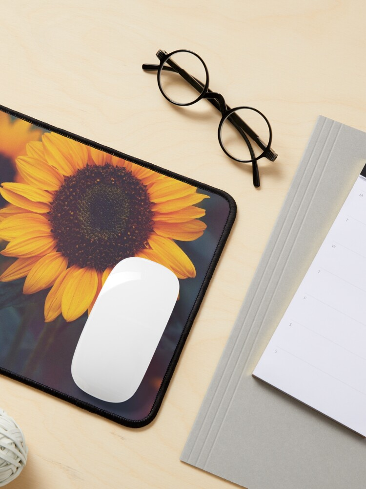 Alternate view of Sunflower Mouse Pad