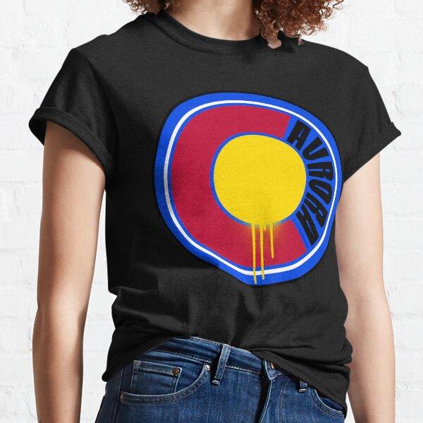 That Aurora Colorado Drip Classic T-Shirt