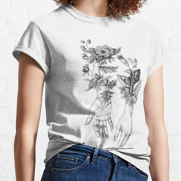 Witch's Herbs  Classic T-Shirt