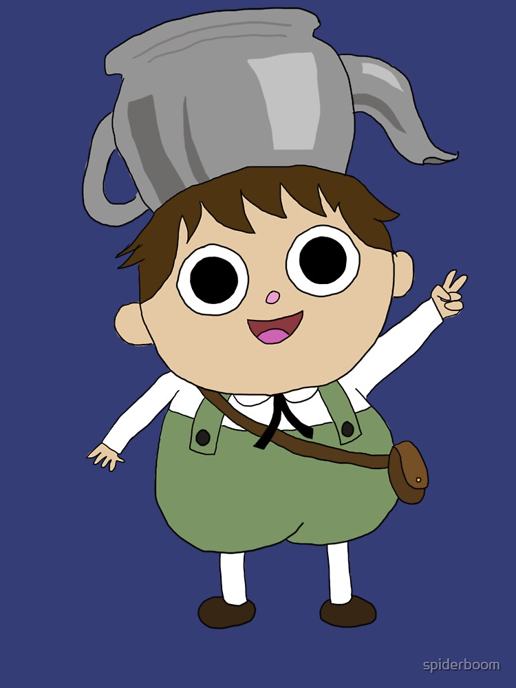 Over the Garden Wall Greg by spiderboom
