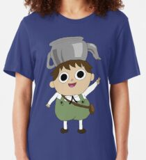 Over the Garden Wall Greg Slim Fit T-Shirt