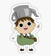 Over the Garden Wall Greg Sticker