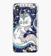 Haku iPhone Case