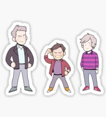 Tiny Clarkson, Hammond & May Sticker