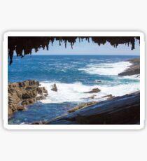 Admirals Arch Kangaroo Island Sticker