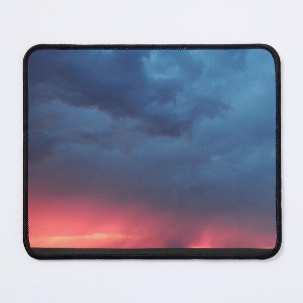 Rainy Sunset Mouse Pad