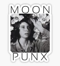 Cat Power Moon Punx Sticker