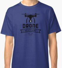 Drone Bootcamp Classic T-Shirt