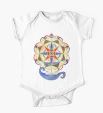 Compass Rose - Safe Travels One Piece - Short Sleeve