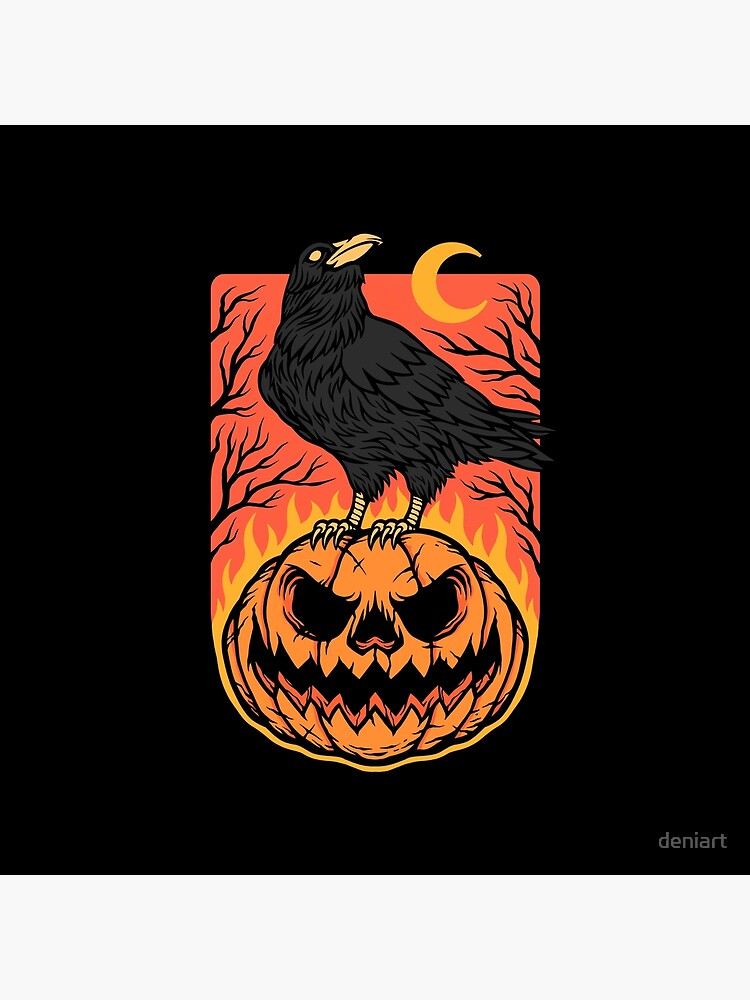 Halloween Night by deniart