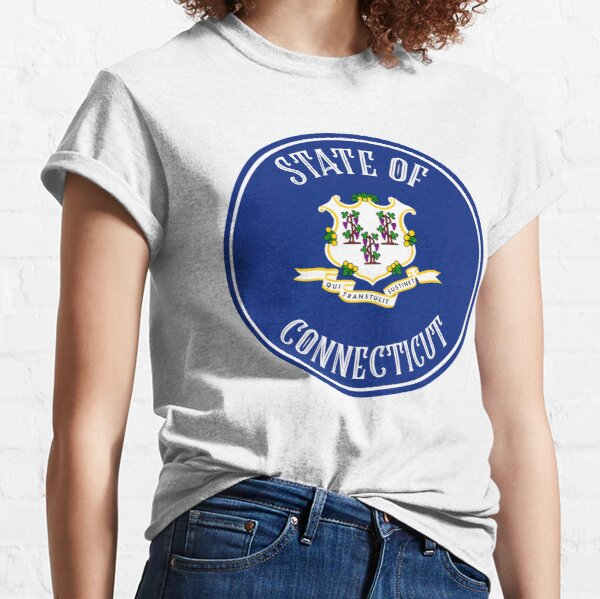 Proudly Connecticuter Classic T-Shirt