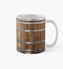 Wine Barrel Mug Mug