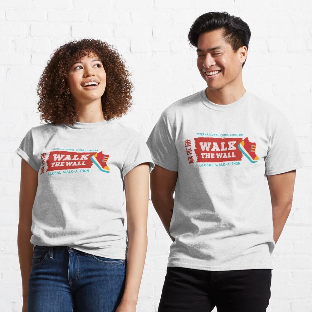Walk the Wall 2021 Classic T-Shirt