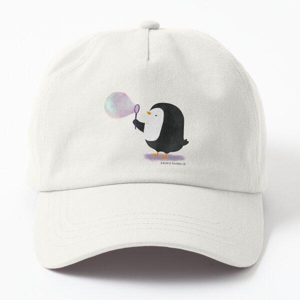Bubbles Penguin Dad Hat