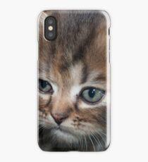 Chaton iPhone Case/Skin