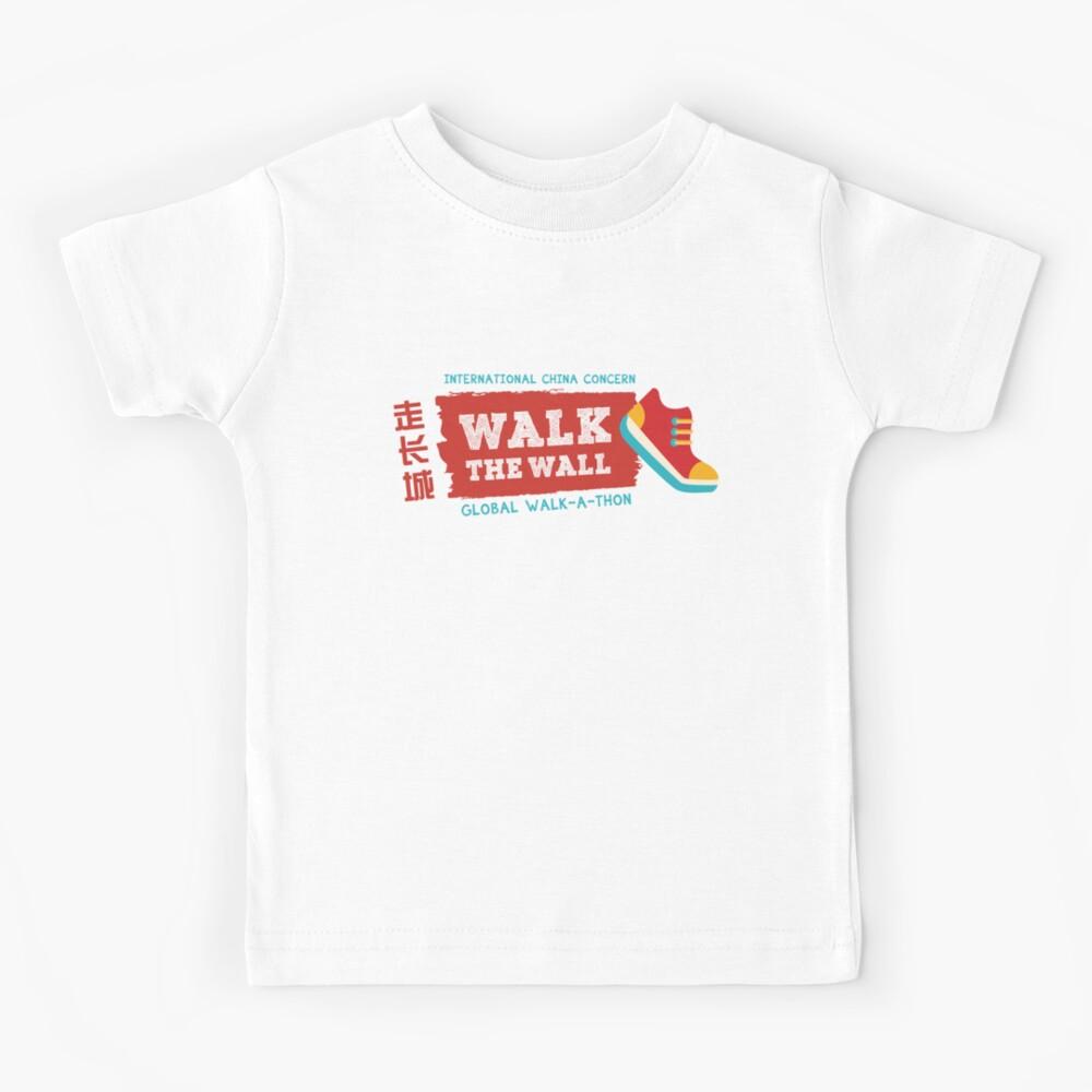 Walk the Wall 2021 - Kids Kids T-Shirt