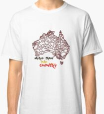 More than One Country Classic T-Shirt