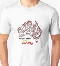 More than One Country Unisex T-Shirt