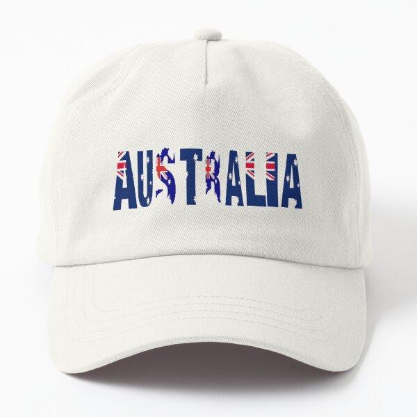 Australia The Land Down Under Dad Hat