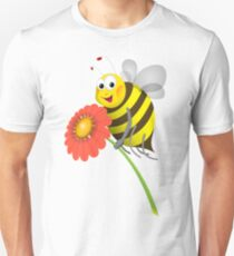 Honey Bee Unisex T-Shirt