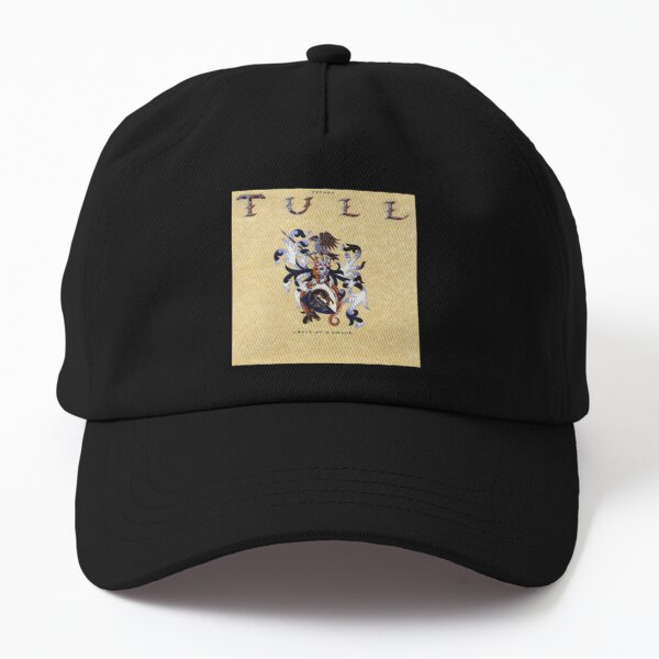 Jethro Tull: Crest Of A Knave Dad Hat