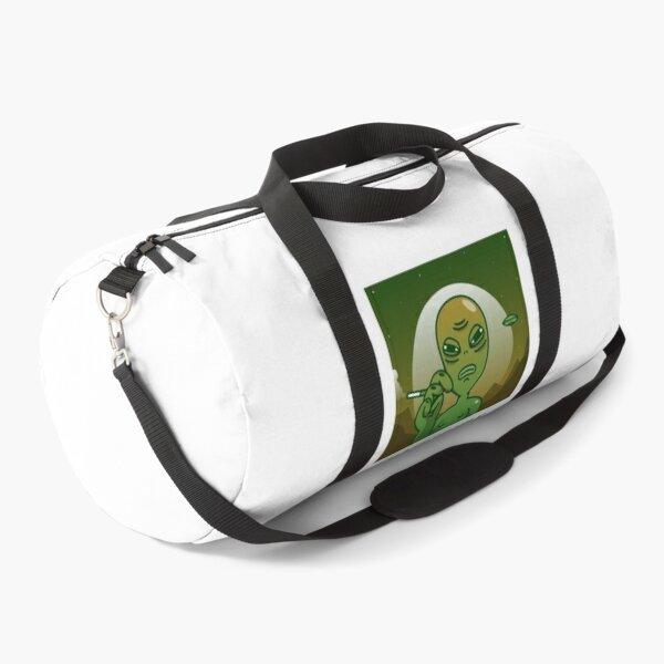 I Hate People Stoner Alien Duffle Bag