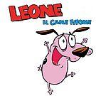 Leone il cane fifone by DAstora
