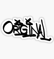 Original Tag Sticker