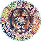 lion Mandala by hasanabbas