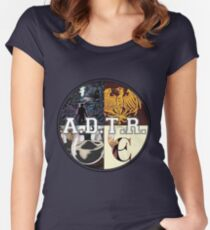 A Day To Remember Tribute Women's Fitted Scoop T-Shirt