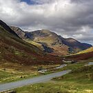 The Honister Pass by Jamie  Green