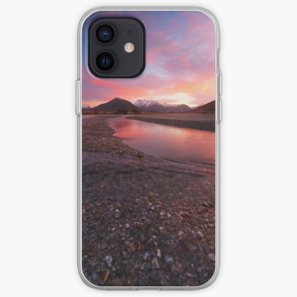 Glenorchy Red Dawn iPhone Soft Case