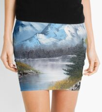 Blue Mountains Mini Skirt