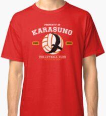 Team Karasuno Classic T-Shirt