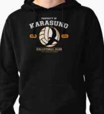 Sudadera con capucha Equipo Karasuno