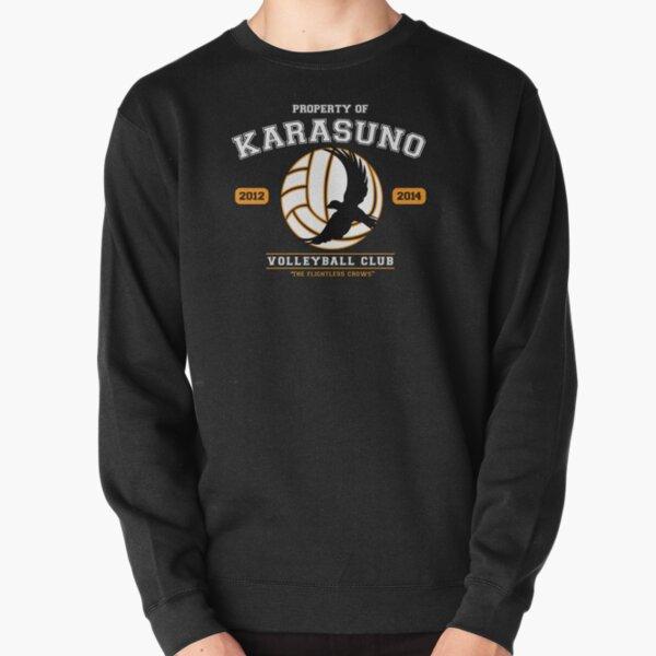 Équipe Karasuno Sweatshirt épais