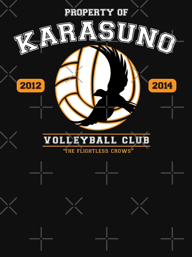 Team Karasuno by kacielacie