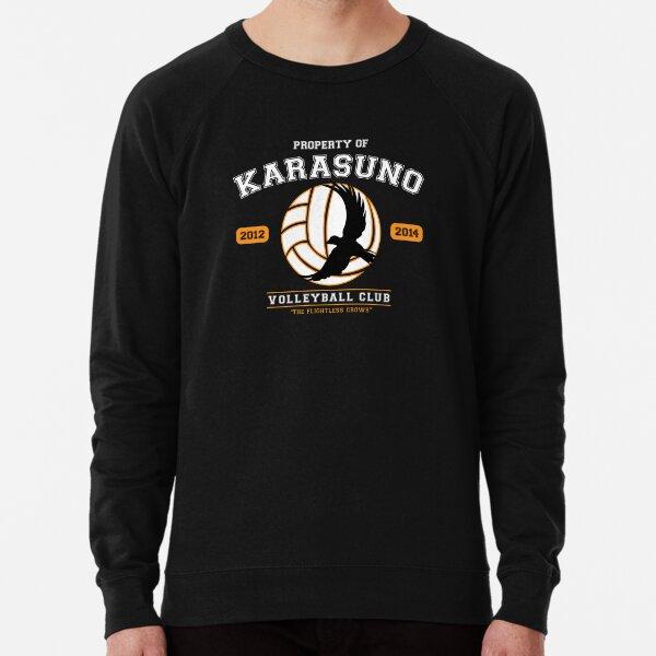 Équipe Karasuno Sweatshirt léger