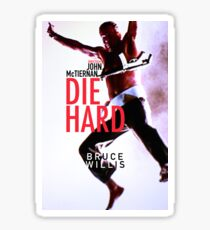 DIE HARD 21 Sticker