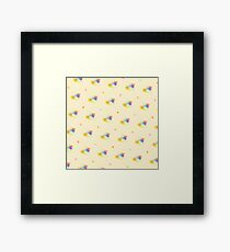 Stephabric Framed Print