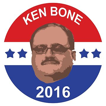 Ken Bone for President by vocaluproar