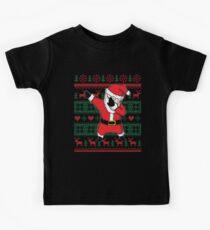 Dabbing Santa Kids Clothes