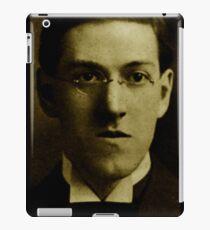 HP LOVECRAFT MEMORY iPad Case/Skin