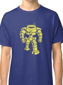 Manbot - Plain Blue Colour Variant Classic T-Shirt